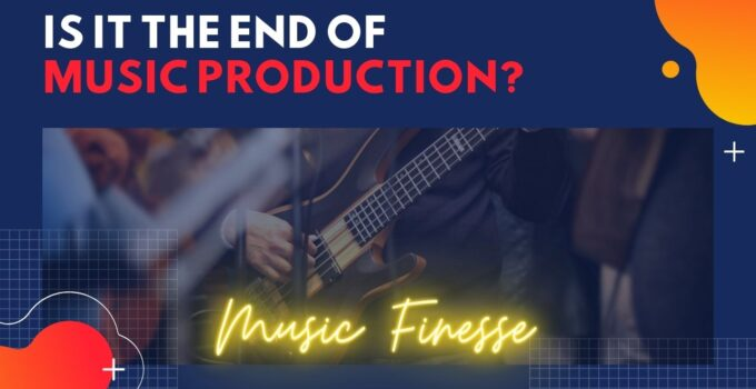 music production dead
