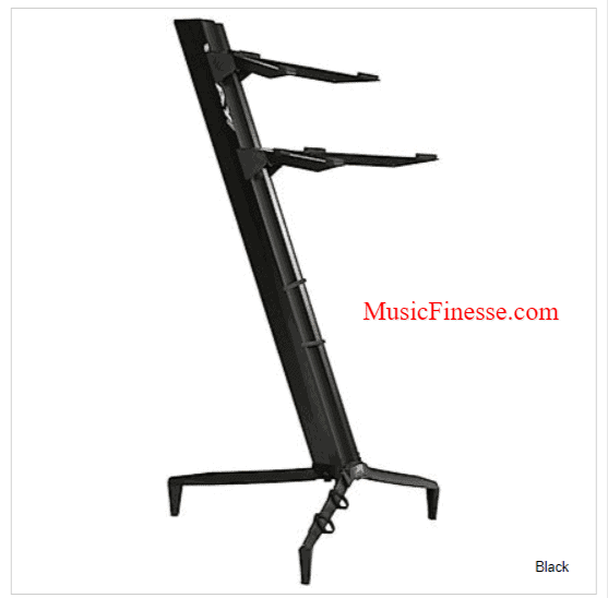 Stay Music Tower Double-Tier Keyboard Stand