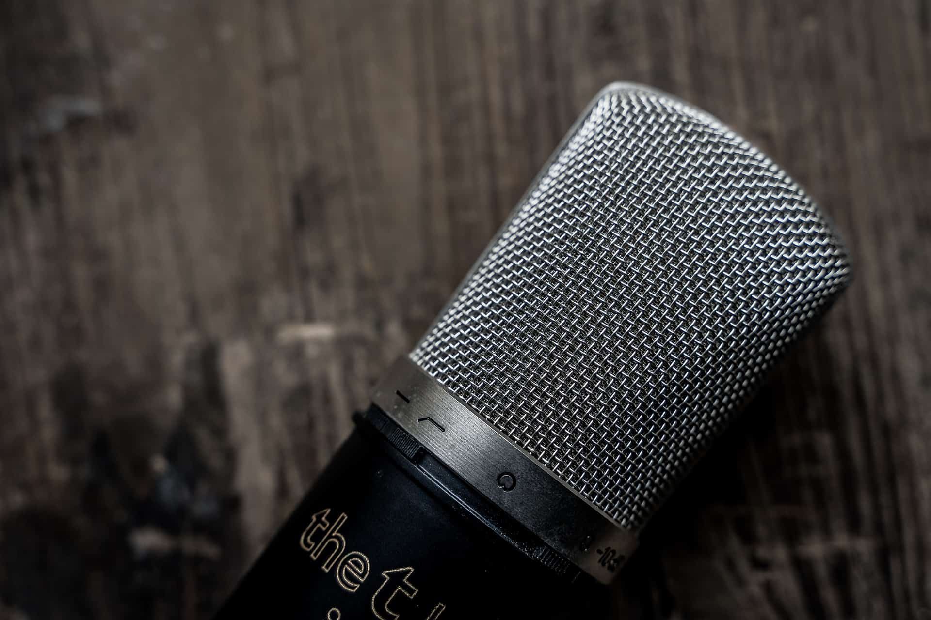 condenser microphone for beginners
