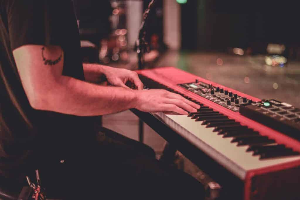 music production count as composing music